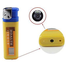 Mini HD Spy Camera Lighter Hidden USB DV DVR Video Recorder Cam Camcord Gift