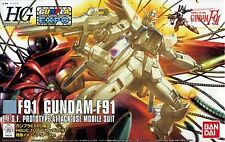 BANDAI HGUC 1/144 GUNDAM F91 CLEAR Ver Plastic Model Kit Gundam EXPO Limited NEW