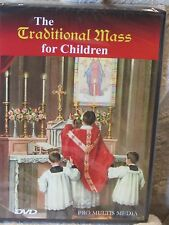 DVD The Traditional Mass For Children