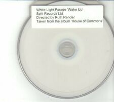 (DH893) White Light Parade, Wake Up - DJ DVD