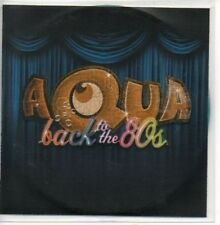 (AN898) Aqua, Back to the 80s - DJ CD