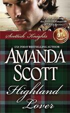 Scottish Knights: Highland Lover 3 by Amanda Scott (2012, Paperback)