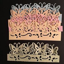 Butterfly Edgeabilities Die Cuts -  Butterfly Dreams - 3D - Set of Five