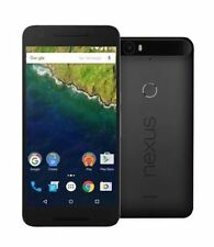 Huawei - Nexus 6P 4G with 32GB Cell Phone (Unlocked) - Graphite 7/10