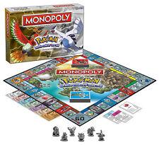 Pokemon Johto Monopoly USO MN101436