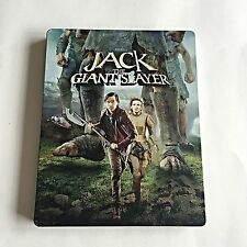 Jack the Giant Slayer Blu Ray Steelbook [Canada] FutureShop Exclusive SOLD OUT!