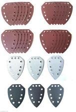 30 pièces Papier abrasif Set convient à Ponceuse triangle PHSZ 30 C3