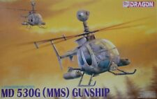 1/35 MD 530G (MMS) Gunship Dragon model kit 3526 FREE SHIPPING