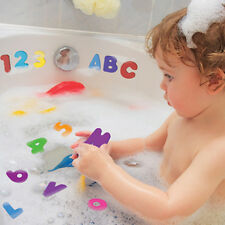 36pcs Children Kid Alphabet Toy Foam Letters Numbers Baby Bath Tub Playing Toy