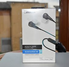 Bose QuietComfort 20 Acoustic Noise Cancelling Headphones for IOS Devices-Black