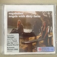 SUGABABES ANGELS WITH DIRTY FACES-SPECIAL EDITION