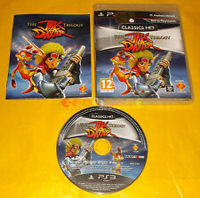 THE JAK AND DAXTER TRILOGY CLASSICS HD Ps3 Versione Italiana ○○○○ COMPLETO - BU