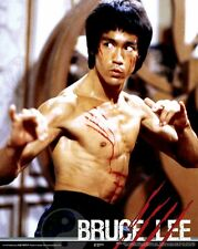 BRUCE LEE ~ FIGHT SCRATCHES 16x20 POSTER Martial Arts Enter The Dragon Movie