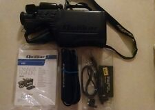 Quasar Camcorder VM-705 VHS Tape Video Camera Camcorder All Cpmponents Works