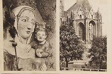 18815 AK Marienburg Westpreußen Marien Kirche im Hochschloss 1344 geweiht um1930