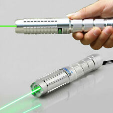 Halberd Head 532nm Green Laser Pointer Teaching-aid Laser Torch Laser Flashlight