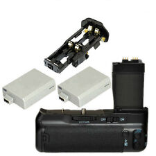 Profession Battery Grip pack for Canon EOS T2i 550D + 2 LP-E8 DSLR SLR