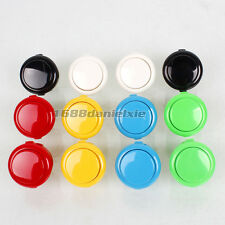 12x Japan Original Sanwa OBSF-30 Push Buttons For Arcade Gaming Mame Jamma KOF