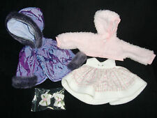 "Original Adora Doll Coat & Dress Set For Your 20"" Baby Doll"