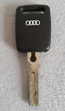 AUDI-chiave con tasto luce,batteria inclusa fuori produzione,vintage