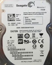 ST9750420AS 9RT14G-031 FW:0002DEM1 750gb Sata Laptop drive
