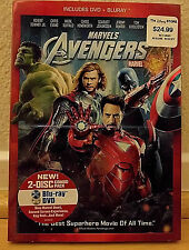 Disney Marvel Avengers DVD Blu Ray