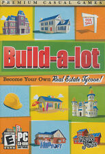 BUILD-A-LOT Become Your Own Real Estate Tycoon Mumbo Jumbo PC Game - NEW in BOX!