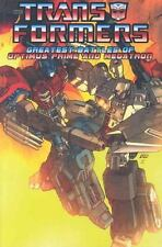 Transformers: The Greatest Battles Of Optimus Prime And Megatron-ExLibrary