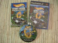 PLAYSTATION 2 PS 2 HOT WHEELS STUNT TRACK CHALLENGE