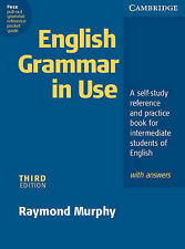 English Grammar in Use with Answers: A Self-study Reference and Practice Book fo