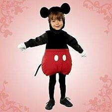 Mickey Mouse Plush Costume - Ears Squeak (Disney NWT)