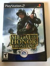 Medal of Honor Frontline - Playstation 2 - Replacement Case - No Game