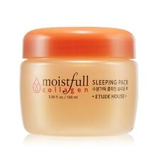 Etude House Moistfull Collagen Sleeping Pack 100ml Moisture Gel Type