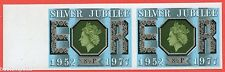 "SG. 1033 a. 8½p 1977 "" SILVER JUBILEE "". IMPERF error. A superb UNMOUNTED MINT."