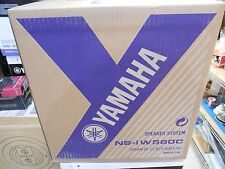"Yamaha NS-IW560C 8"" In-Ceiling Speakers ( One Pair ) New"
