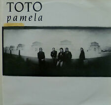 "7"" 1988 CLASSIC ROCK RARE IN MINT- ! TOTO : Pamela"