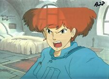 NAUSICAA ANIMAGE REPLICA CEL +BACKGROUND COPY ANIME HAYAO MIYAZAKI STUDIO GHIBLI
