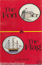 New Hampshire The Fort & The Flag 77 Revolution Old Time NH Stories Rare