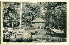WENNIGSEN Deister Hotel-Restaurant zur Pinkenburg Garten 1915