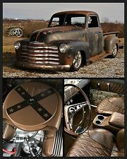 1947 Chevrolet C-10 Patina Pro Touring Restomod Hotrod 3100 Pickup C10