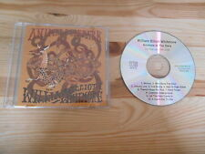 CD Folk William Elliott Whitmore - Animals In The Dark (10 Song) Promo ANTI-