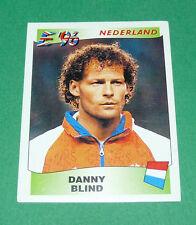 N°79 BLIND NEDERLAND PAYS-BAS PANINI FOOTBALL UEFA EURO 96 EUROPE EUROPA 1996