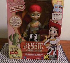 Toy Story Collection Jessie The Yodeling Cowgirl - Original Replica In Spanish.