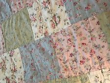 Shabby Chic Floral Quilt (Full/Queen)