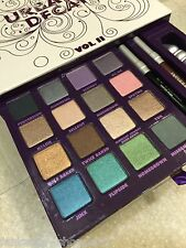 Urban Decay * BOOK OF SHADOWS PALETTE  SET * Vol. 2 II ~~24/7 Liner/Potion NIB