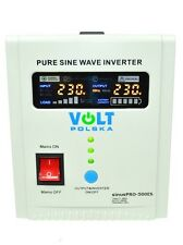 Off Grid Pure Sine Wave Inverter Charger Sinus Pro 500ES 500 VA solar priority