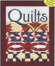 Quilts fabric painting quilt pattern by Cynthia England of England Design Studio