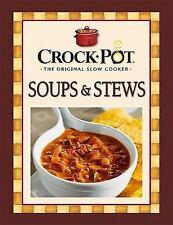 Crock-Pot Soups & Stews Recipes - Editors of Publications International Ltd. - S