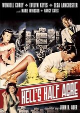 Hell's Half Acre (2013, DVD NEUF) BW