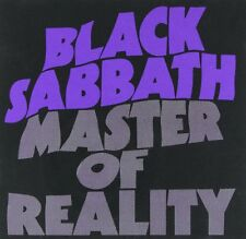 BLACK SABBATH CD - MASTER OF REALITY [REMASTERED](2016) - NEW UNOPENED